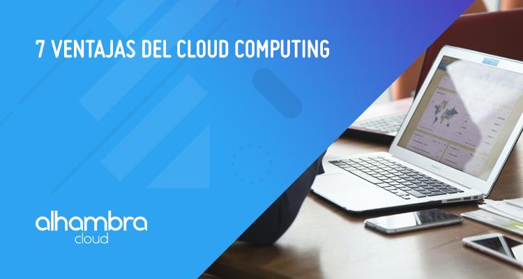 ventajas del cloud computing