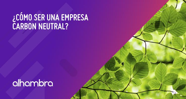empresa carbon neutral