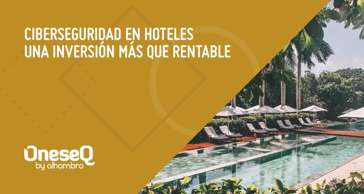 ciberseguridad en hoteles