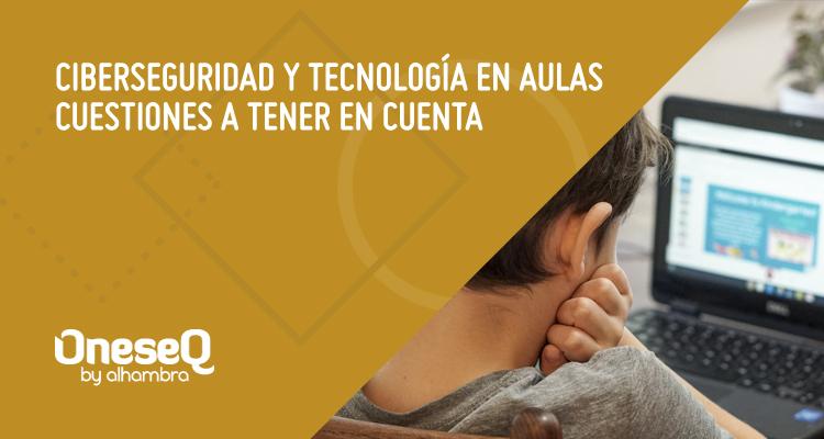 tecnología en aulas