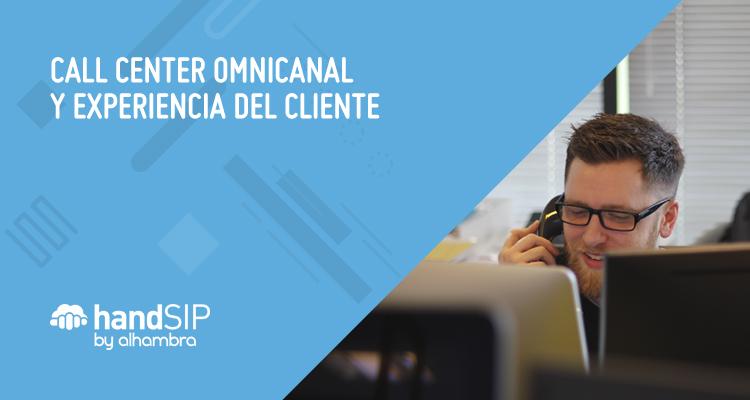 Call center omnicanal